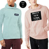 Pack Of 2 A&F & Next Pullover Fleece Hoodies For Men-BE10844
