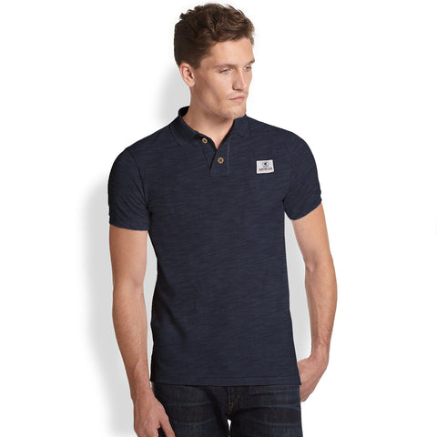 Fat Face Polo Shirt For Men-Light Navy-BE2020
