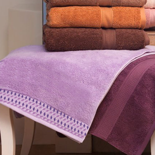 Premium Quality (48x27) Stylish Cotton Towel-BE8805