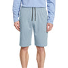 Premium Quality Woven Cotton 3 Quarter Short For Men-BE8664