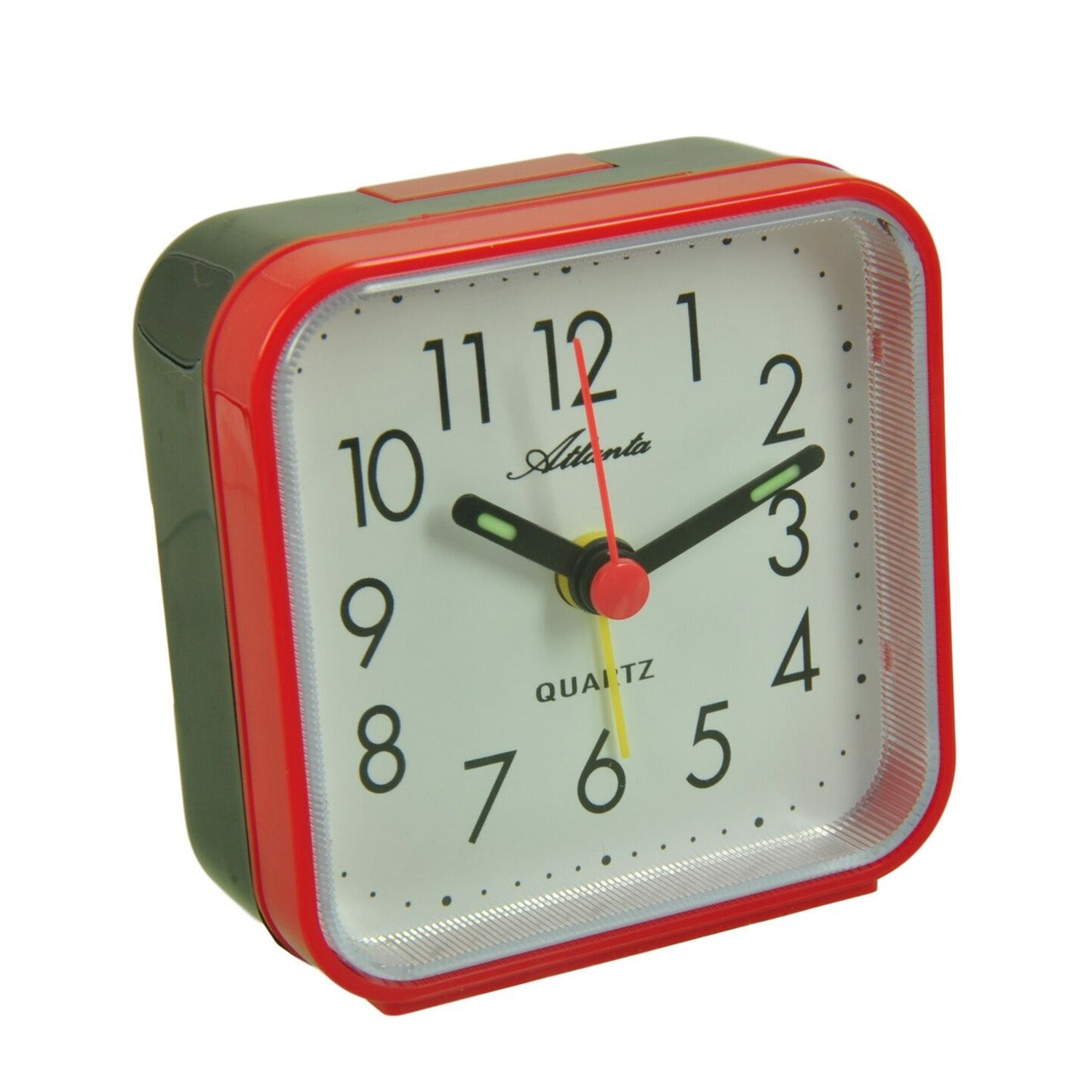 Atlanta Quartz Alarm Clock-AN904