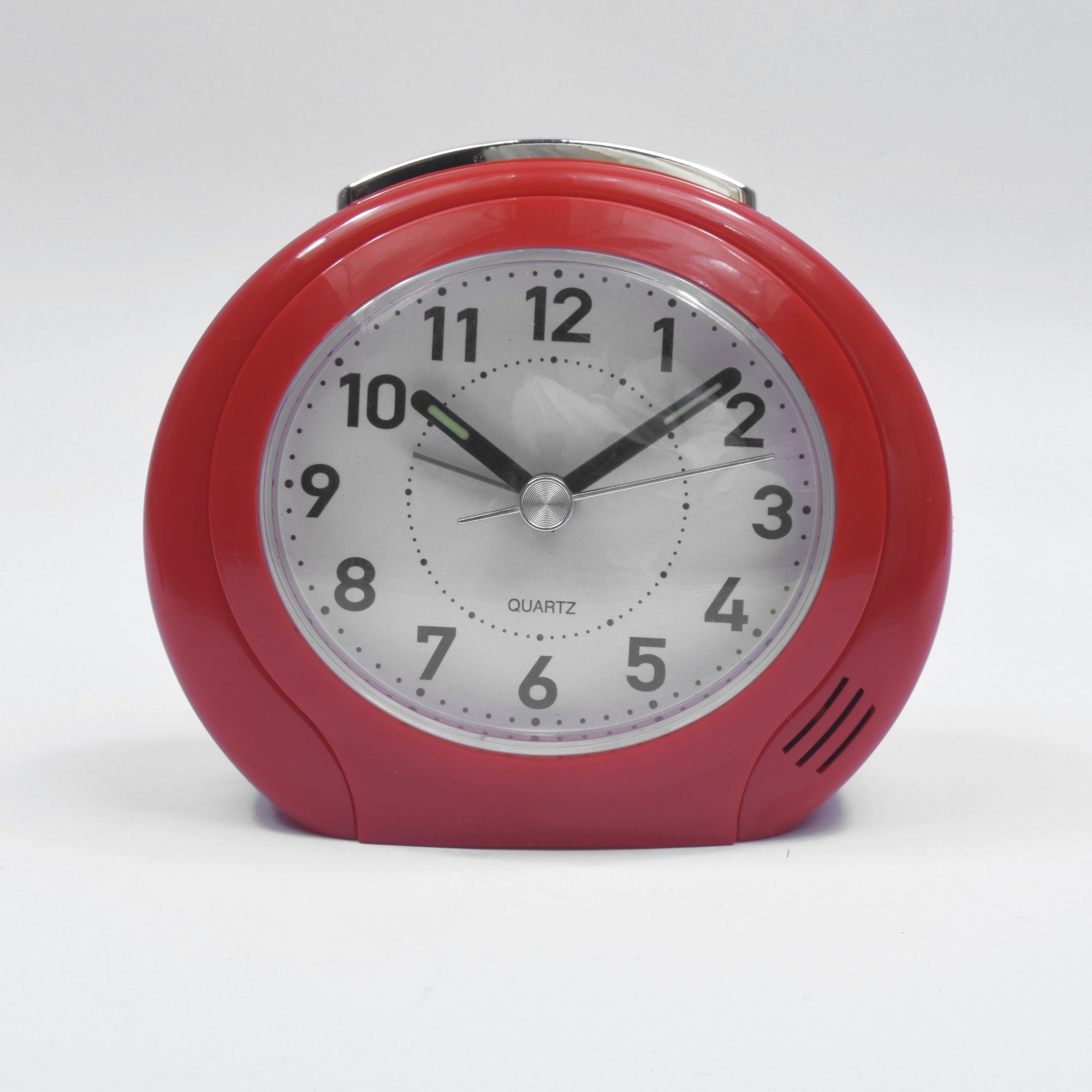 Quartz  Table Alarm Clock-AN910