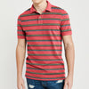 brandsego - Red Camel Short Sleeve Single Jersey Polo Shirt For Men-BE8962
