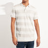 Red Camel Short Sleeve Single Jersey Polo Shirt For Men-Light Skin With Stripe-SP038