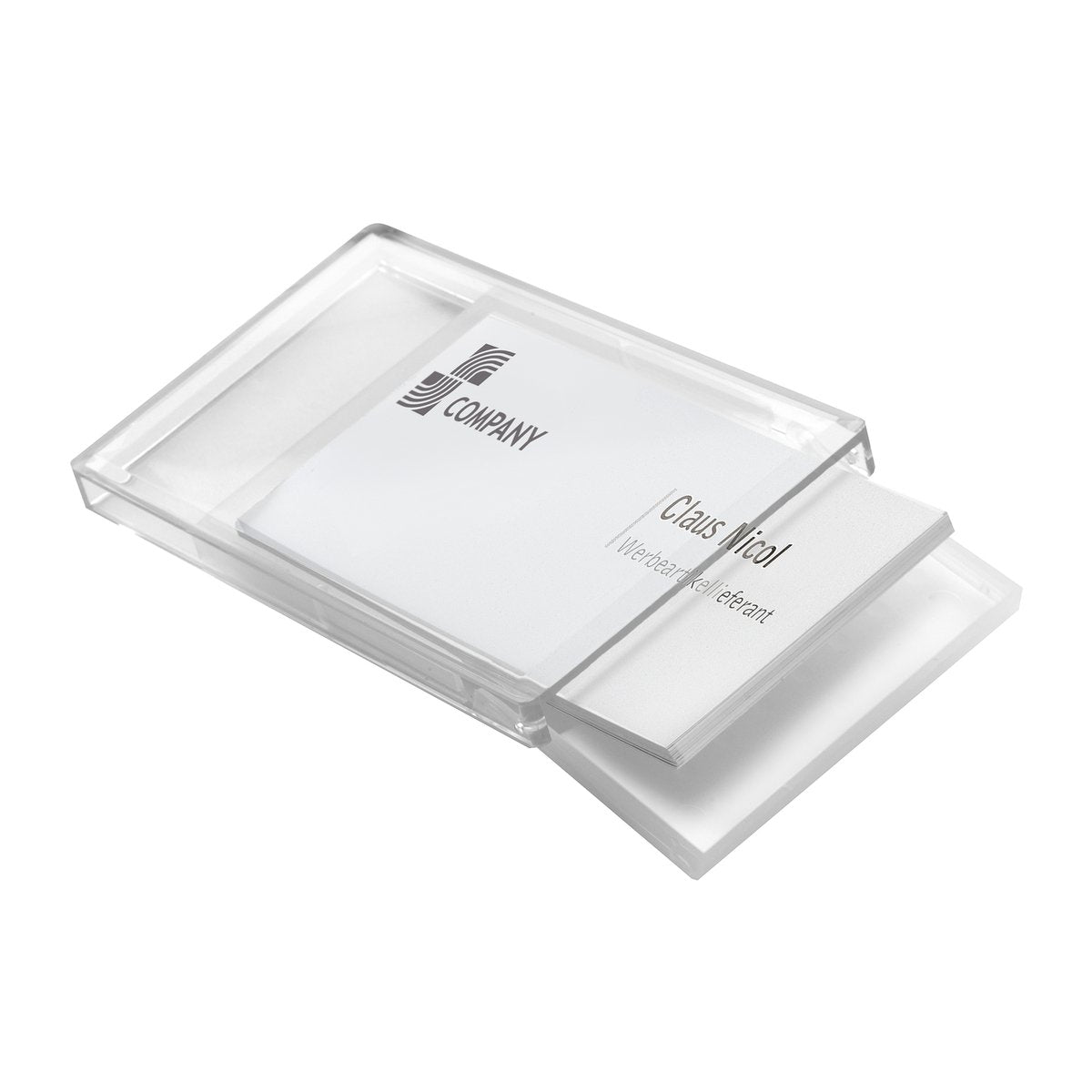 Reflects Business Card Box-BE8030