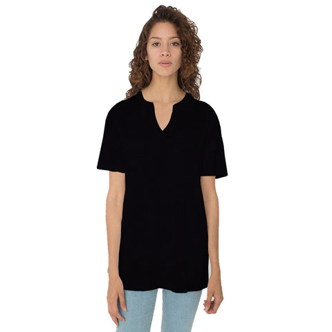 Ladie's Zoey Beth Stylish Tops  Black -To2