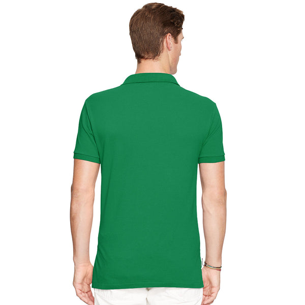 "Men's ""Joe Fresh"" Short Sleeve Polo Green-P11"