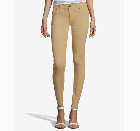 "Women ""Like An Angel"" Skinny Fit Stretch Denim - Skin (WD202)"