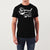 Spiral Direct Crew Neck Tee Shirt For Men-Black-BE5918
