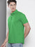 St Jhons's Bay Short Sleeve P.Q Polo Shirt For Men-Green-BE14619