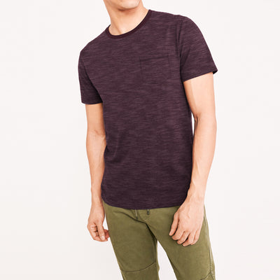 Superior Crew Neck Half Sleeve Tee Shirt For Men-BE8110