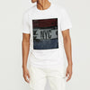 Superior Crew Neck Single Jersey Tee Shirt For Men-White-BE8332