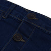 Tammy Denim Skirt For Girls-Dark Blue-BE7072