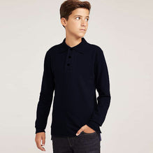 DMB Polo Shirt For Kid-Dark Navy-BE2938