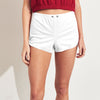Next Terry Short For Ladies-White-SP054
