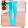 Premium Quality Slim Fit Viscose Lagging For Girls-Sky Blue-SP1826