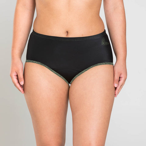 Zara Essential Underwear For Ladies-Black-BE5688