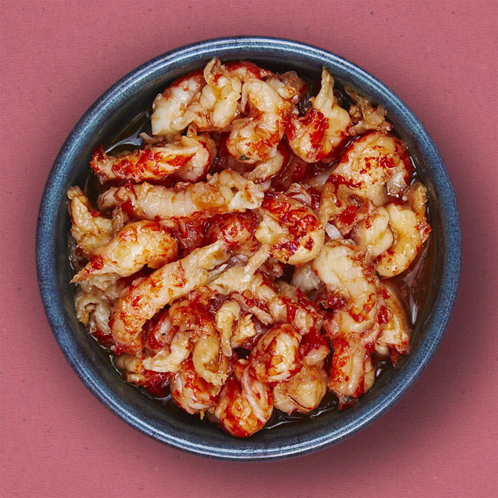 Crayfish In Sweet Chilli Sauce
