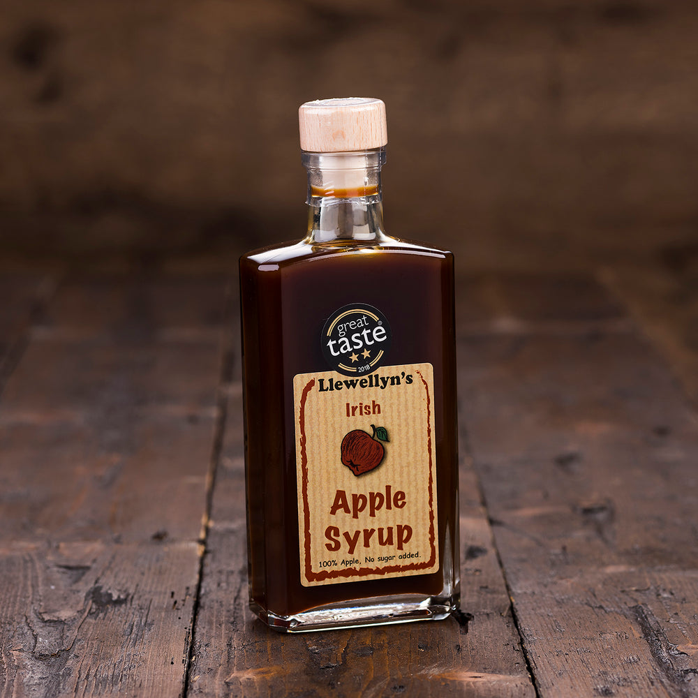 Llewellyn's Irish Apple Syrup