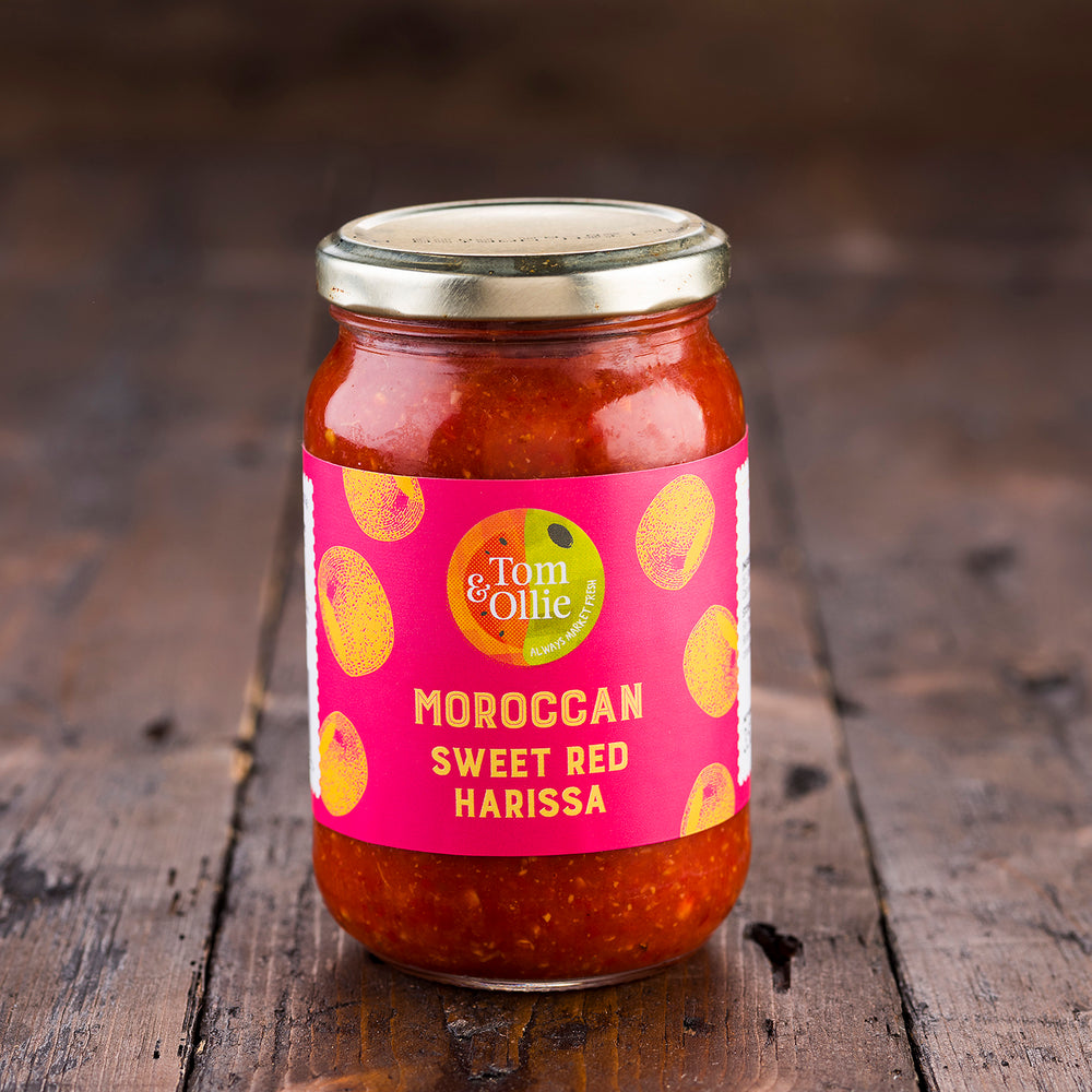 Moroccan Sweet Red Harissa