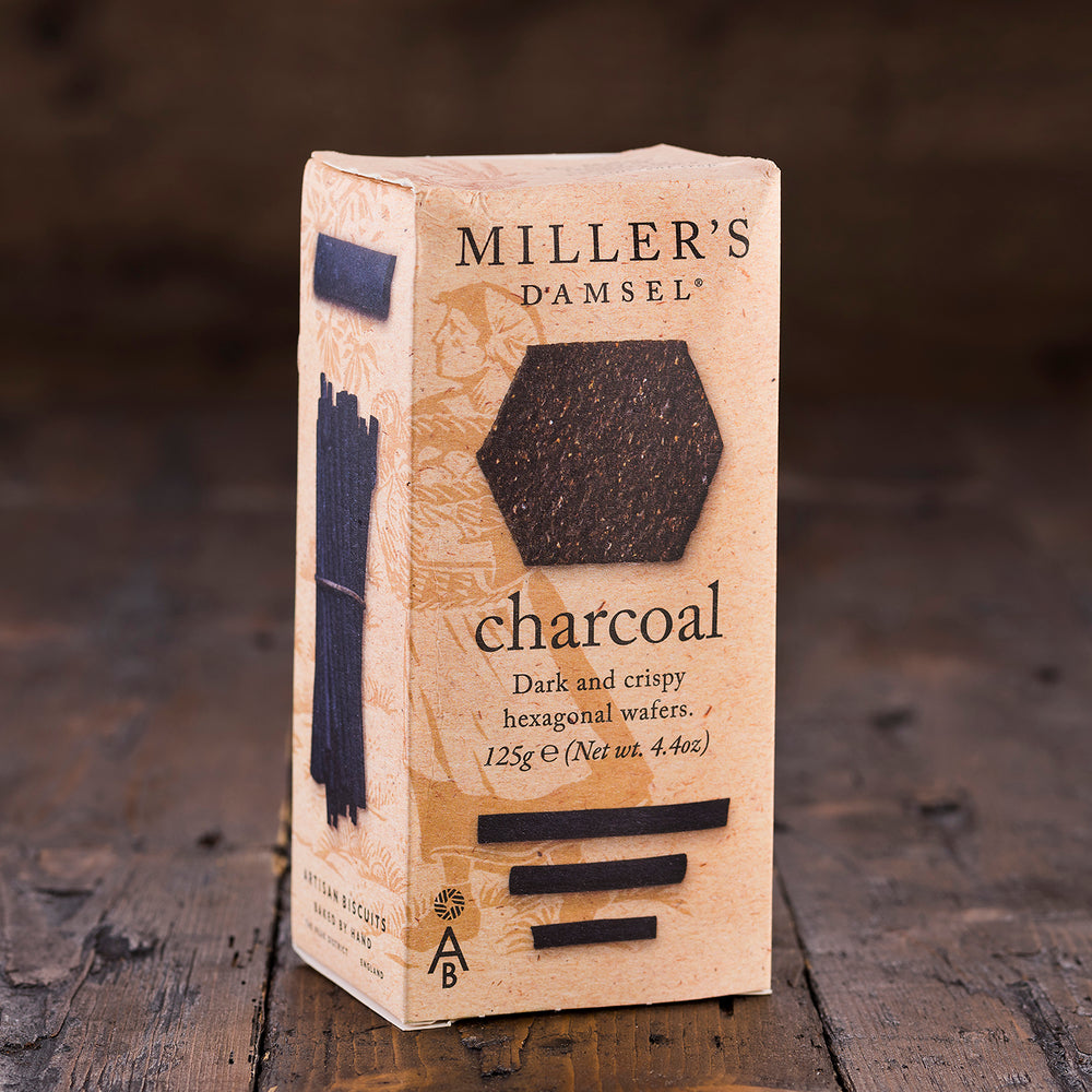 Charcoal Wafers by Miller's Damsel