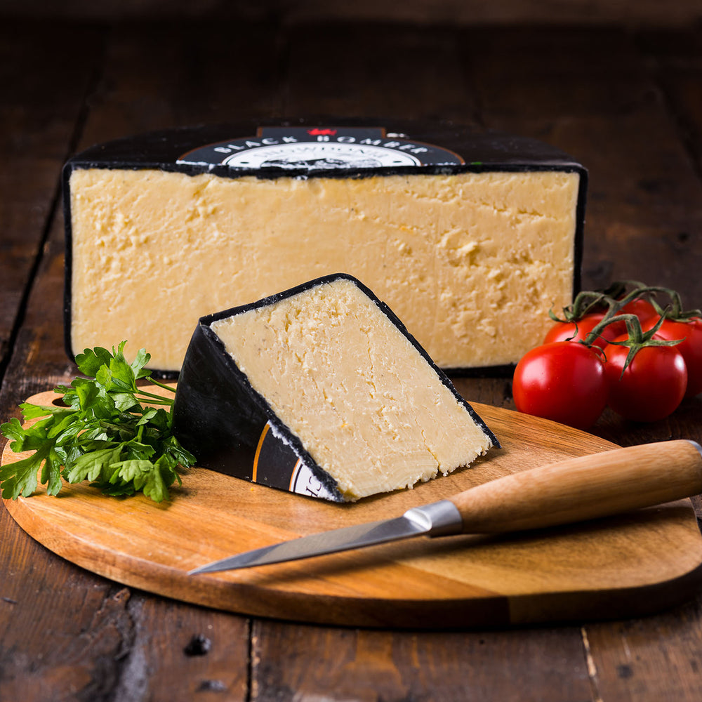 'Black Bomber' Original Extra Mature Cheddar by Snowdonia Cheese Company