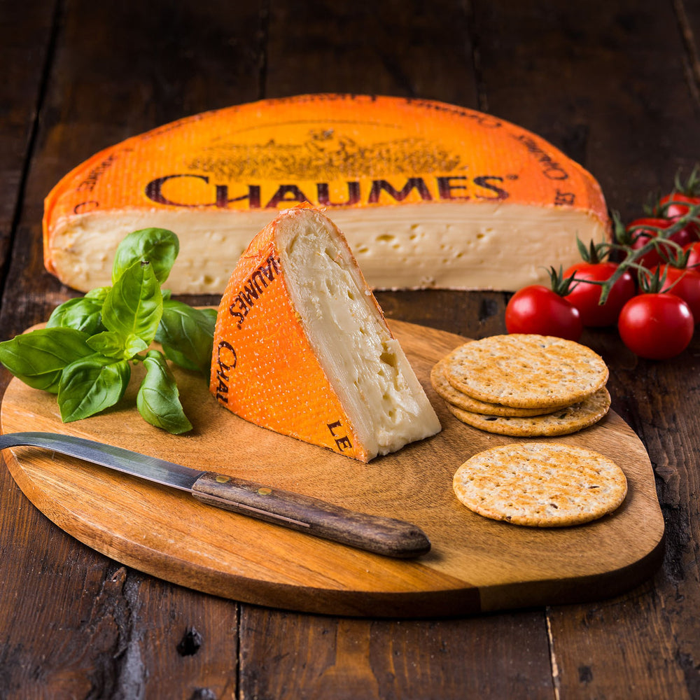 Chaumes Cows Milk Cheese