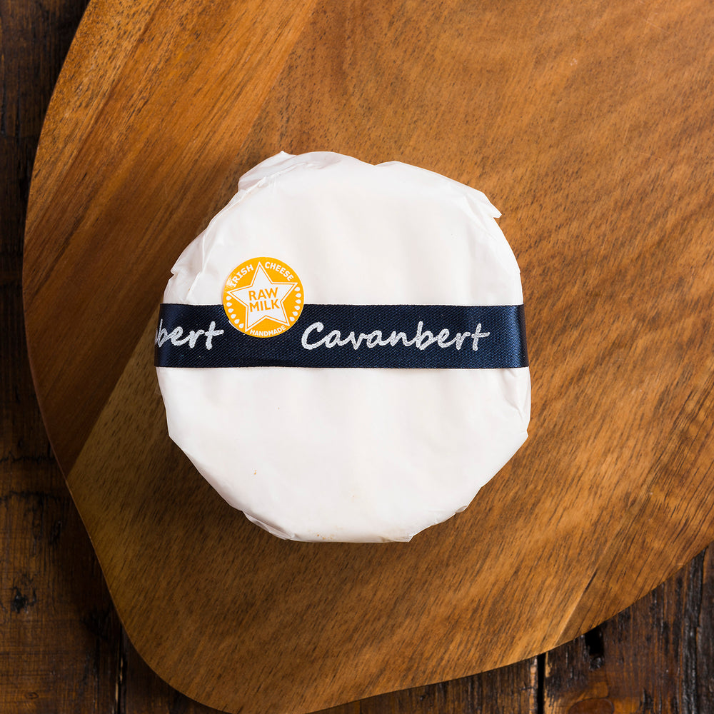 Cavanbert (Irish Camembert)