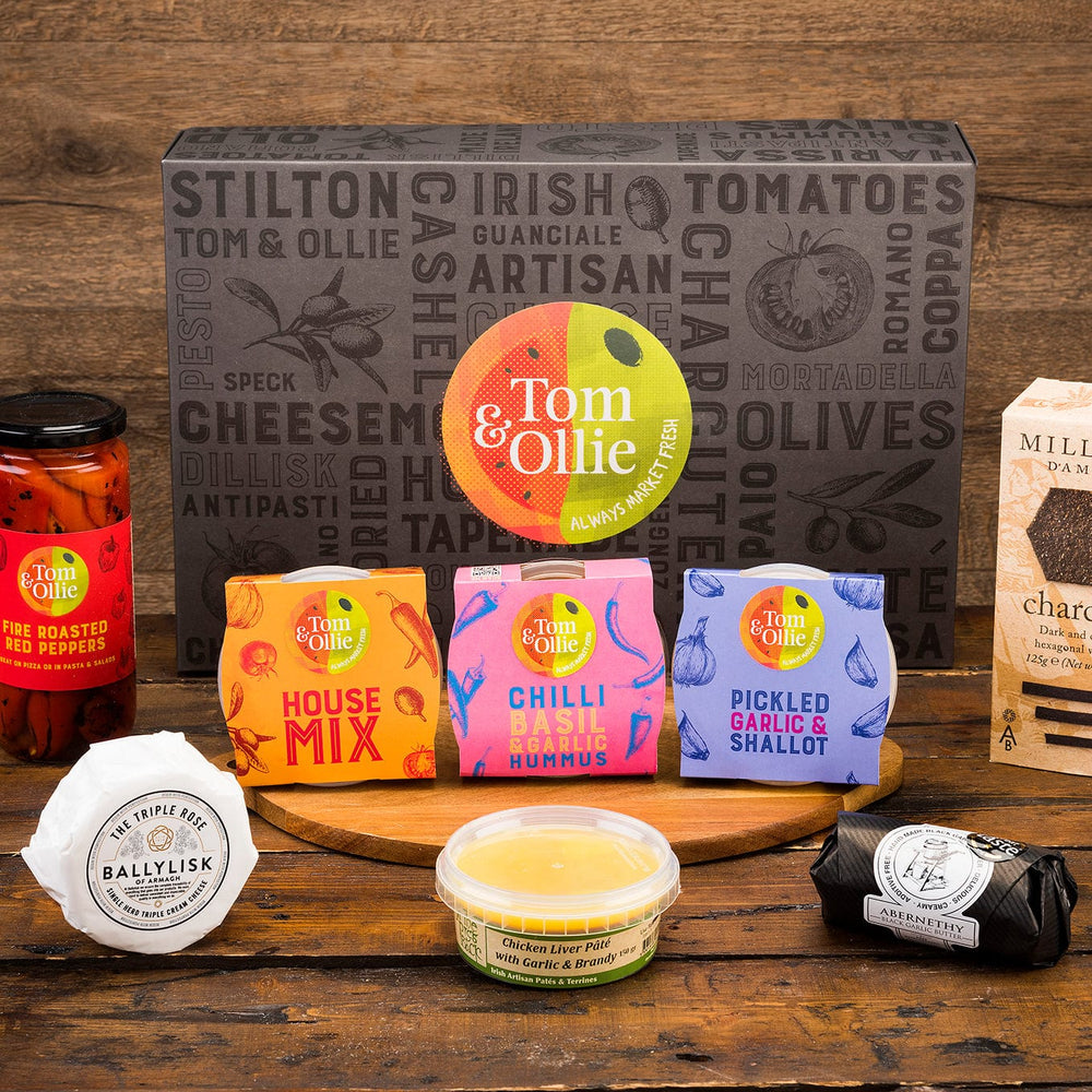 Tom & Ollie Mini Traditional Hamper