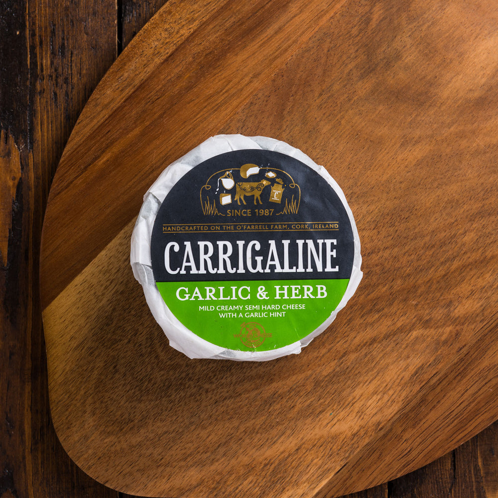 Garlic & Herb Cheese by Carrigaline