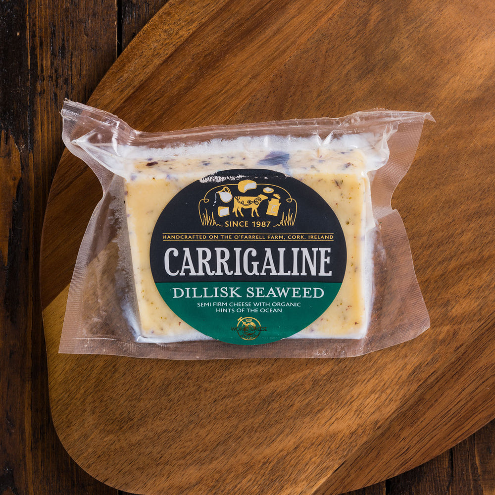 Dillisk Seaweed Cheese by Carrigaline