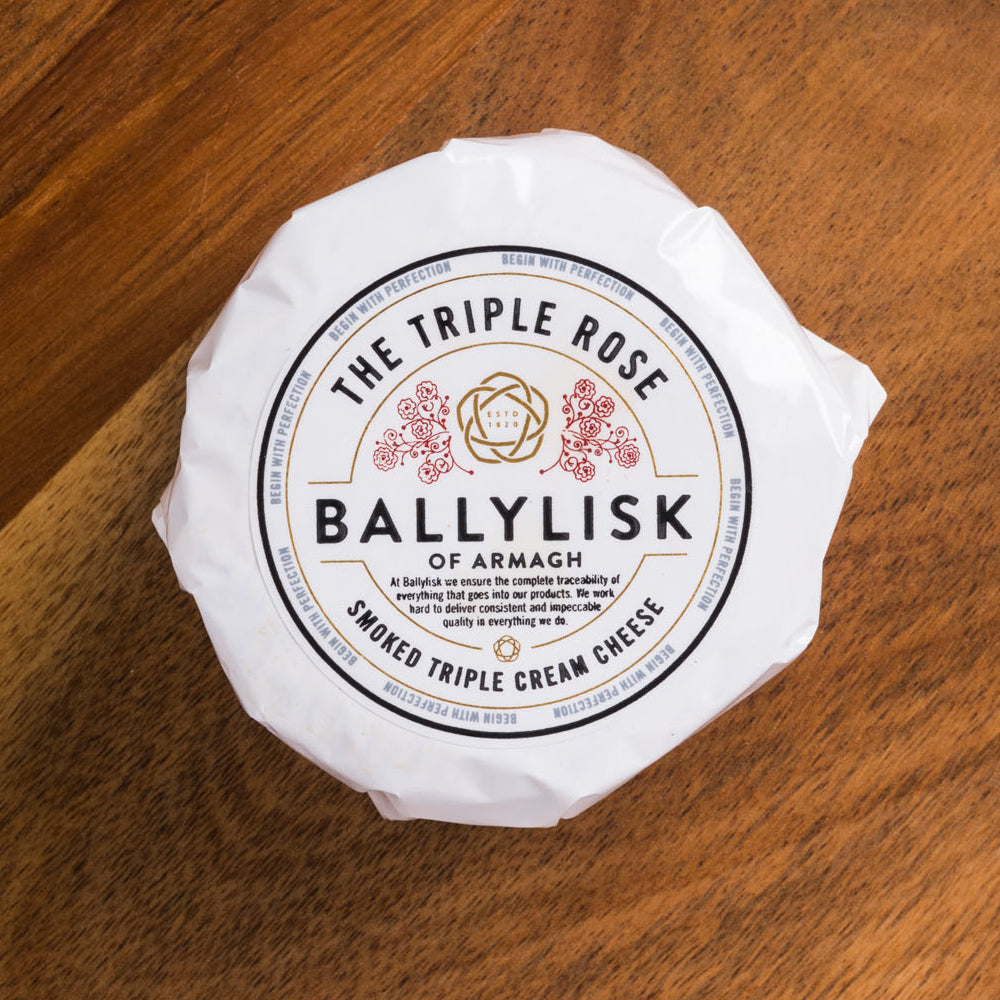 Ballylisk Smoked Triple Cream Cheese