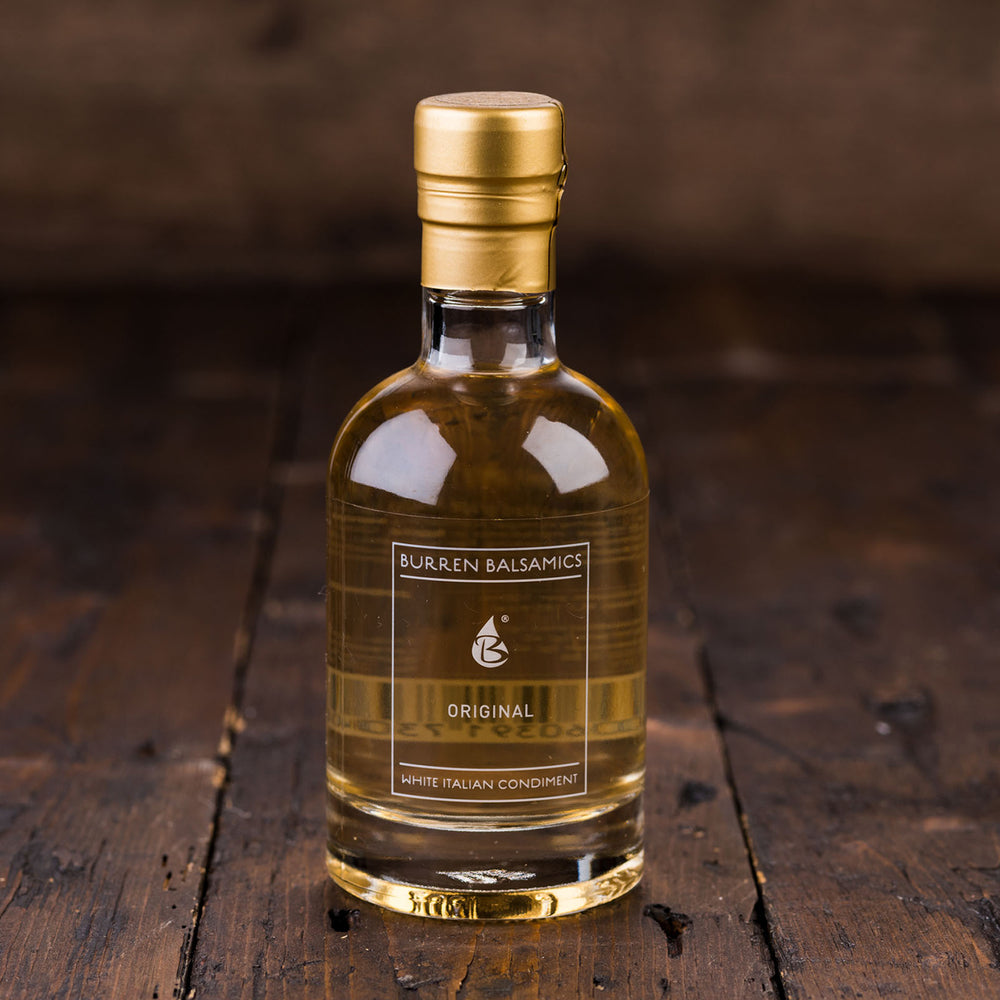 Original White Italian Vinegar by Burren Balsamics