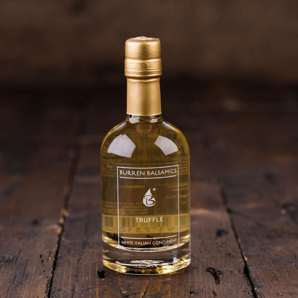 Original White Italian Vinegar with Truffle by Burren Balsamics