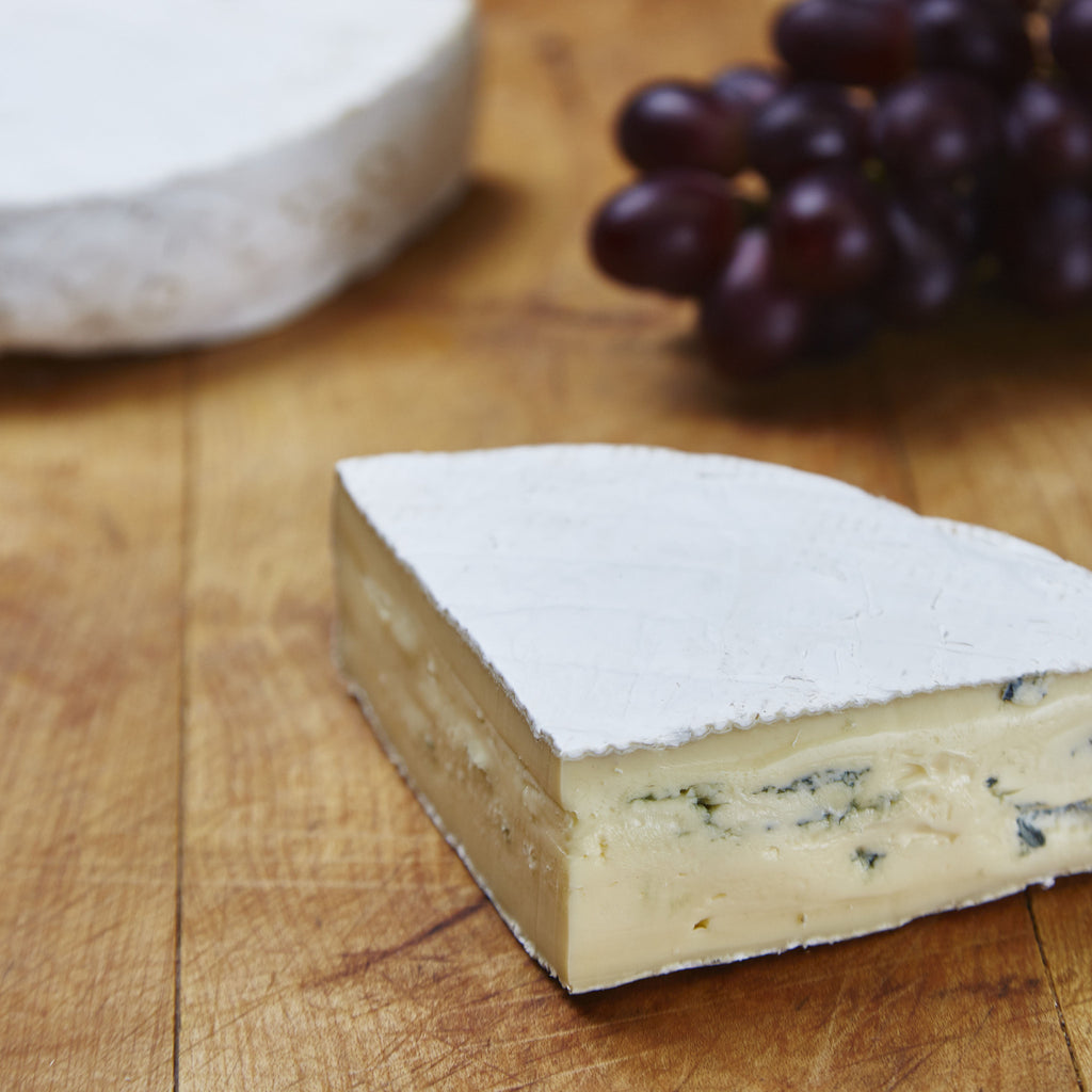 Blue Veined Brie (Ballyblue)