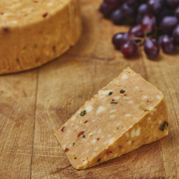 Jalapeno and Chilli Cheese (Mexican Flavours)