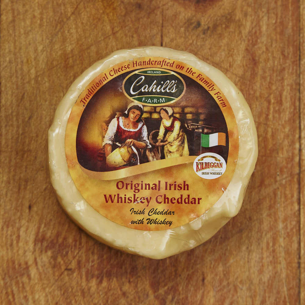 Load image into Gallery viewer, Original Irish Whiskey Cheddar by Cahill's