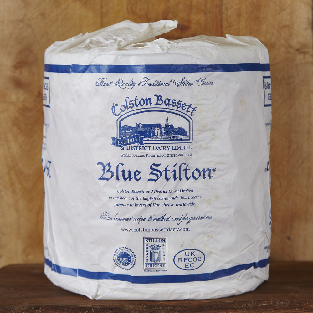 Load image into Gallery viewer, Colston Basset Aged Stilton (Whole)