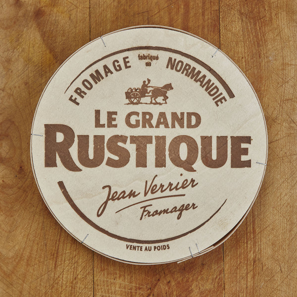 Le Rustique Camembert Whole