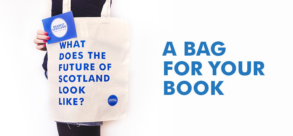 Dearest Scotland Bag