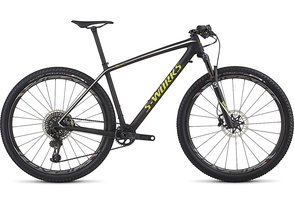 S-Works Epic Hardtail World Cup