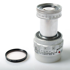 Leica Elmar 90mm f/4 Collapsible M