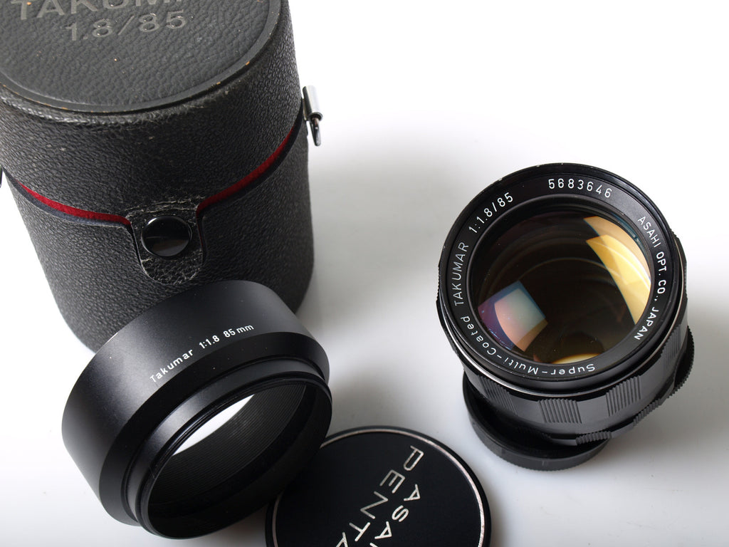 Pentax Super-Multi-Coated Takumar 85 / 1.8