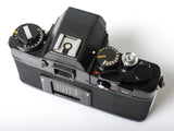 Minolta XE Black Body