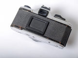 Pentax MX Body (Chrome)