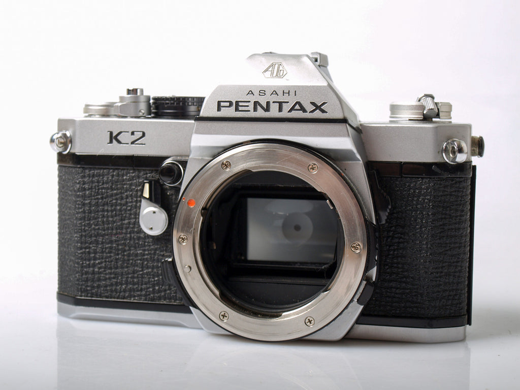 Pentax K2 Body (Chrome)