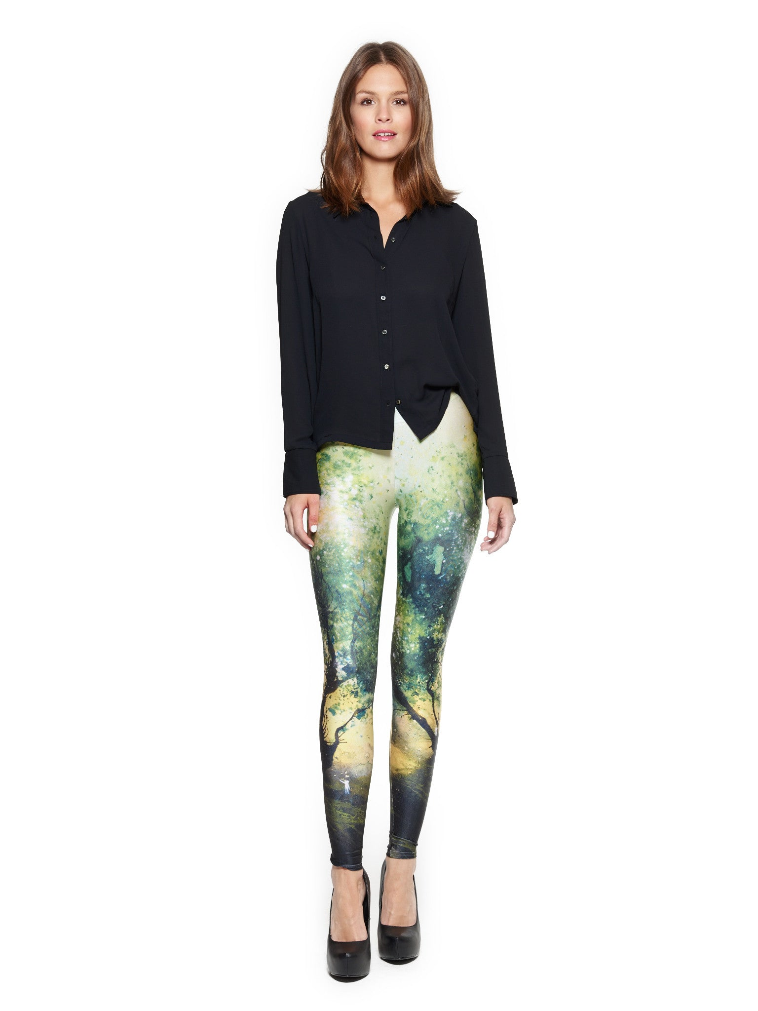 Climb Queen West Leggings - Nuvango Gallery & Goods - 1