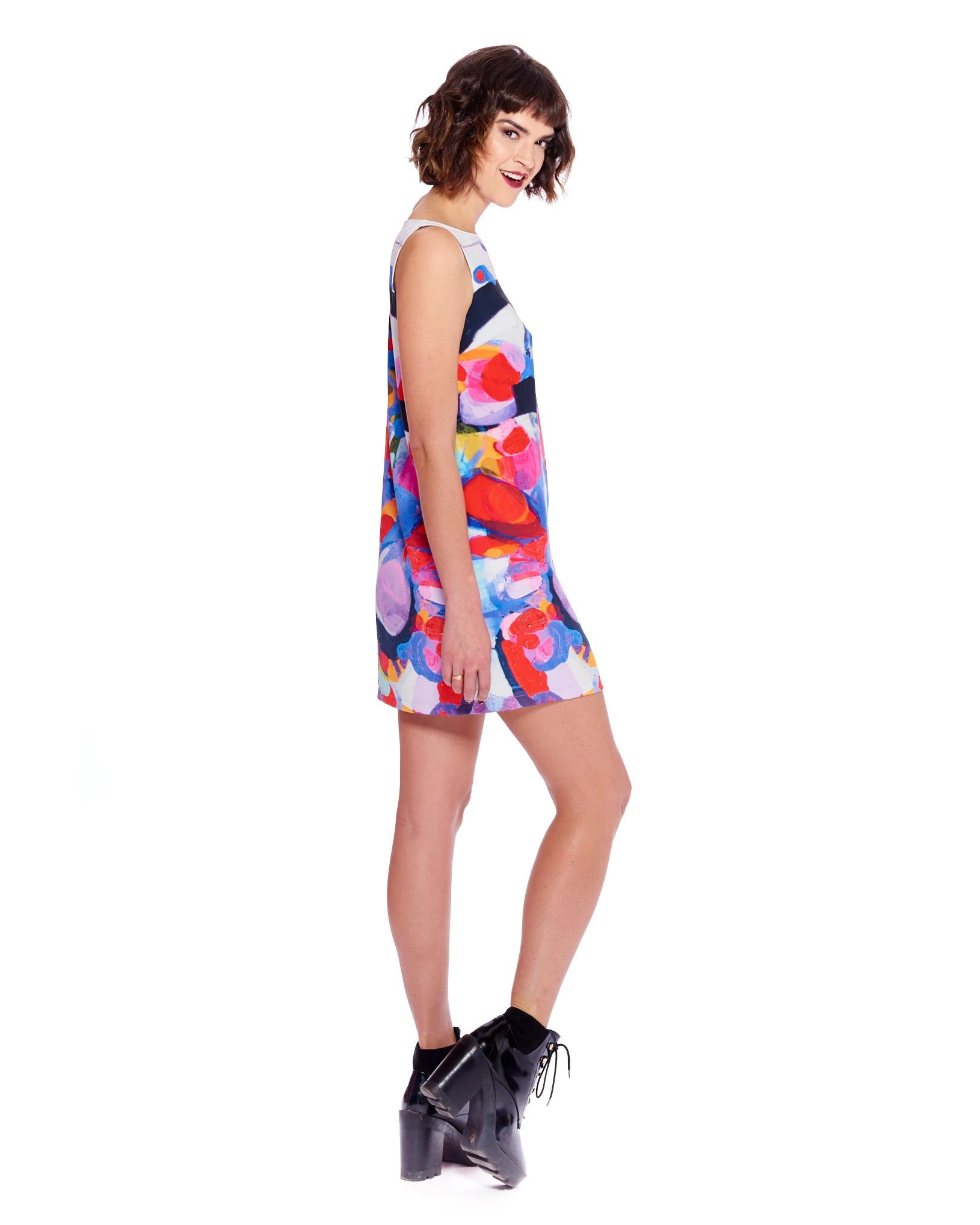 Try Me Shift Dress - Nuvango Gallery & Goods - 2