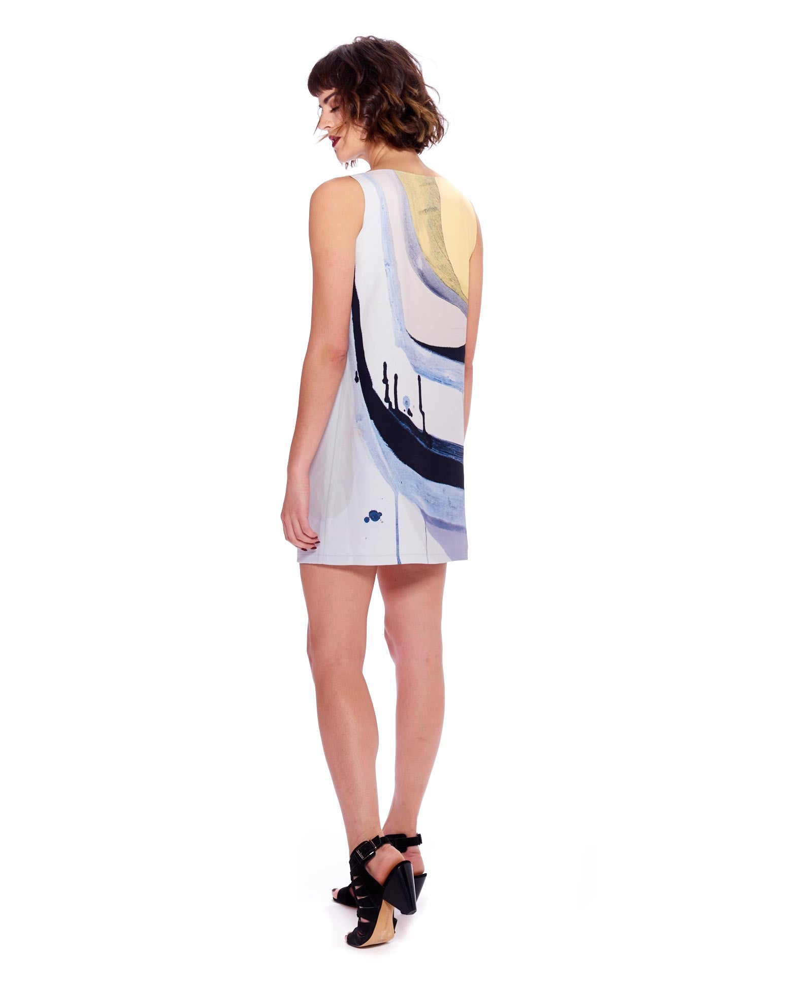 Testing Limits Shift Dress - Nuvango Gallery & Goods - 3
