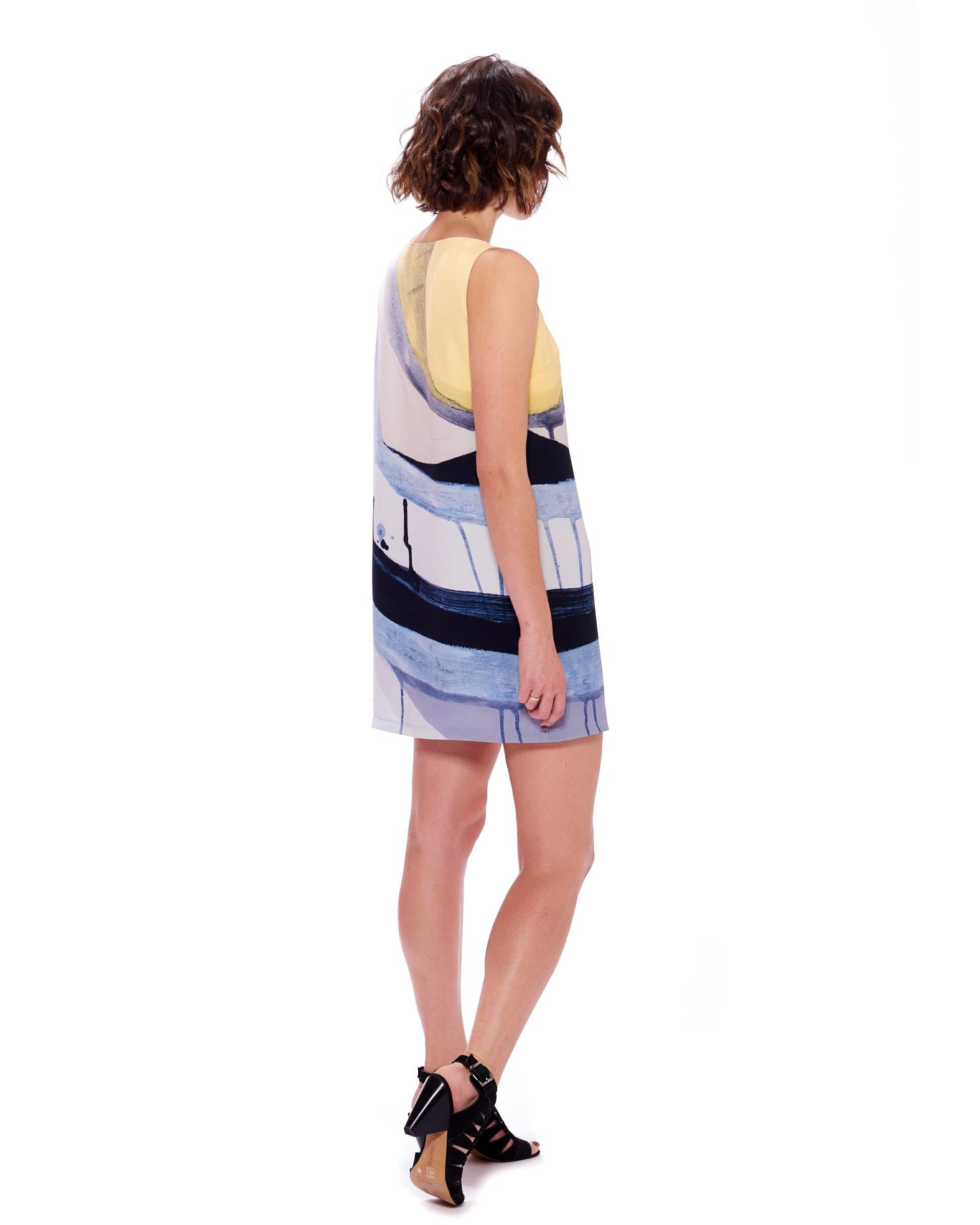 Testing Limits Shift Dress - Nuvango Gallery & Goods - 2